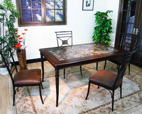 High Quality Kathy Ireland Home Essex Estate Dining Collection   Dining Sets Gallery