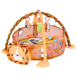 Contemporary Baby Gyms And Play Mats by Goplus Corp