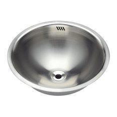 Stainless Steel Vanity Sink