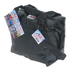 12-Pack Vinly Cooler, Black