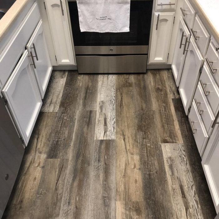 LVP Floor Renos