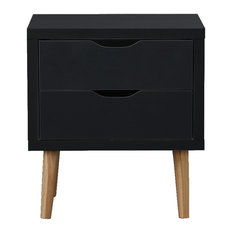 50 most popular nightstands and bedside tables for 2018 | houzz Night Stand Tables