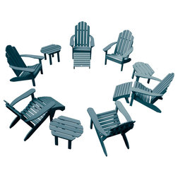 Transitional Outdoor Lounge Sets by Nutshell Stores LLC