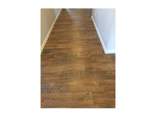 Which Direction Should Wood Planks Run From Front Door