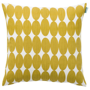 Vilma Cushion Cover, Mustard