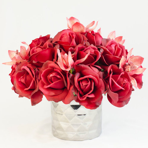 Faux Floral Arrangements \u0026 Centerpieces for Home Decor