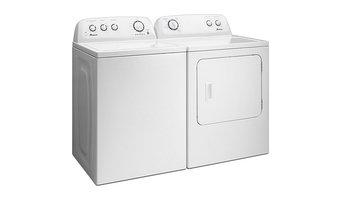 Amana High Efficiency Washer & Dryer