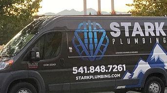 Stark Plumbing Vans