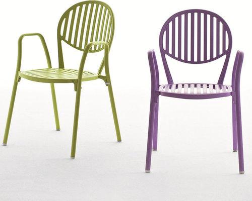 Olympia Karmstol, Acid Grön - Spisebordsstole