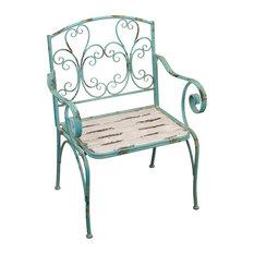 Fleur de Lis Chair