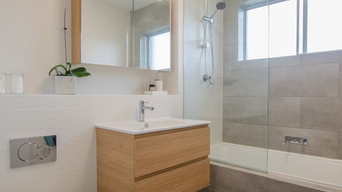 Neutral bay bathroom and ensuite renovation