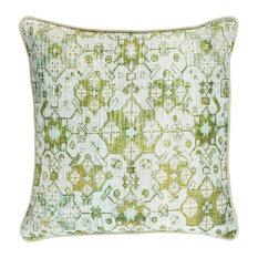 Roxana Pillow 20x20x5, Down Fill