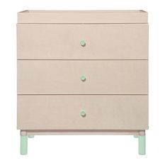 Babyletto Gelato Set Cool Mint Dressers