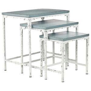 Safavieh Sydney Stacking Tables, Set of 3