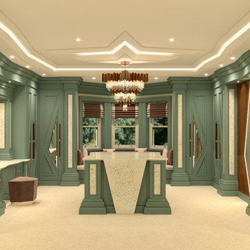 Mistry Collection - Luxury Dressing Room