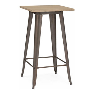 Cool 36 Quot Round Pedestal Table With Natural Top Round