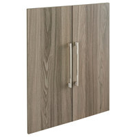 ClosetMaid SS25-DP-M SuiteSymphony 30 Inch Tall Modern Doors For ClosetMaid Sui