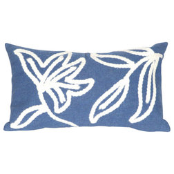 Contemporary Outdoor Cushions And Pillows by Liora Manne