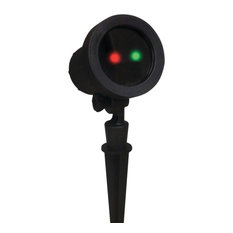 Night Stars Ll02-Rg-R, Deluxe Landscape Lighting, Red and Green
