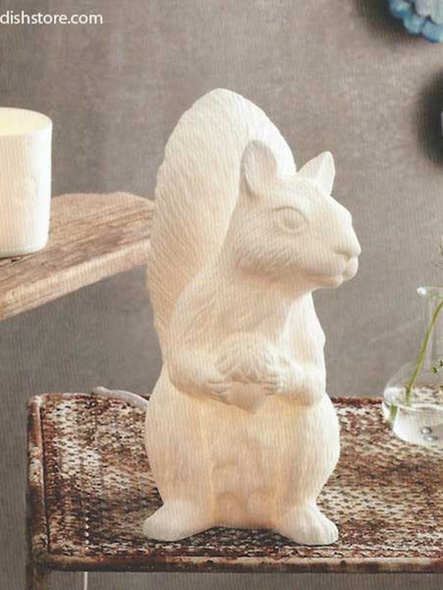 Roost Squirrel Lamp   Table Lamps