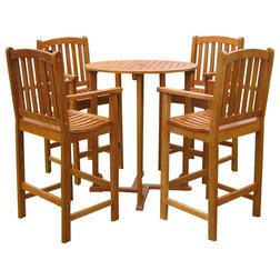 Superb Contemporary Outdoor Dining Sets by ShopLadder
