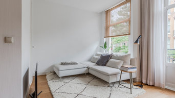 House Staging I Verkoopstyling TheGreenHouse Amsterdam
