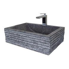 Yam Marble Vessel Sink