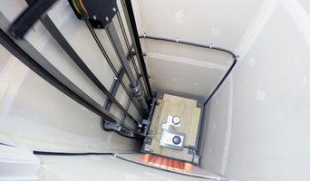 Home elevator installation