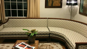 Reupholstery Projects