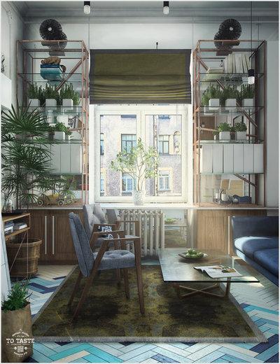 Éclectique  by Totaste.studio | Виктор Штефан