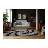 Charles DN1002 Grey Rectangle Plain/Nearly Plain Rug 160x230cm