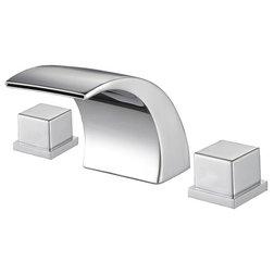 Contemporary Bathroom Sink Faucets by Sumerain