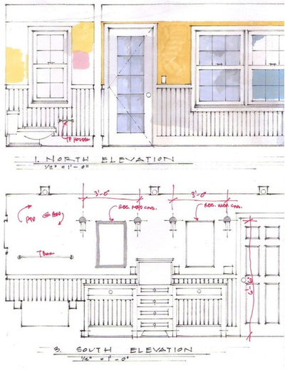Architect S Toolbox Drawings On The Way To A Dream Home