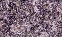 Amethyst- Aura Semi Precious Stone