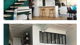 rénovation totale d'un appartement de 160m² lyon croix rousse