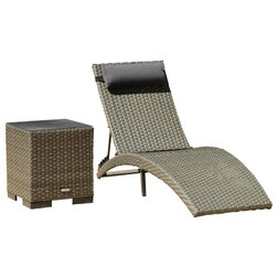 Tropical Outdoor Lounge Sets by International Home Miami Corp