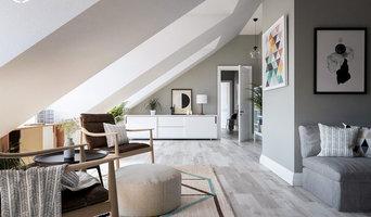 Scandinavian Loft Apartment - Vray Render