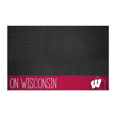 "University of Wisconsin Grill Mat - 26"" x 42"""