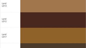 La mia palette di colori Fassa Bortolo®
