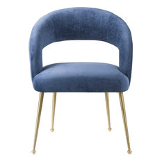 Rocco Dining Chair Navy