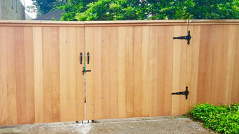 Cedar Fence - Clear Grade