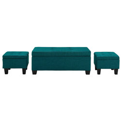 Transitional Footstools And Ottomans by Picket House