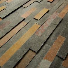Mesh Mounted Panels, Blend 1