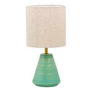 Nero Ceramic Table Lamp
