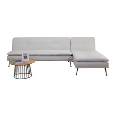 Double Chaise Sectional Sofas Houzz