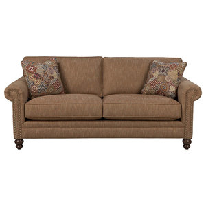 The Elliot Sofa Traditional Sofas By Sofa Spaces