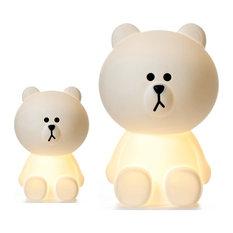 - Brown lampe fra Mr Maria - Børnelamper