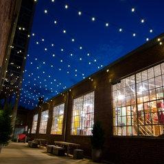 Outdoor lighting perspectives of nashville nashville tn us 37203 festival lighting in the gulch in downtown nashville aloadofball Choice Image