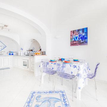 Villa Pandorea - Sala da pranzo