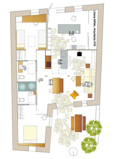 Ideas para reformar una casa de pueblo ii la cocina for Como reformar una casa de pueblo